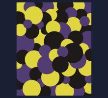 Dazed Polka Dots One Piece - Long Sleeve