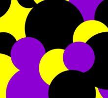 Dazed Polka Dots Sticker