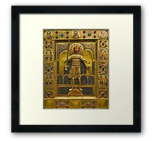 Byzantine Treasure Framed Print