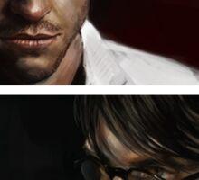 Hannibal - Role Reversal Sticker
