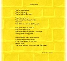Dishonesty by LadyRm