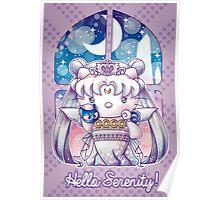 Hello Serenity Poster