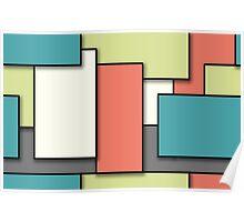 Blocks (Spring) Poster