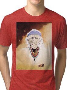 Grandfather Tri-blend T-Shirt