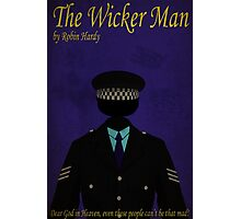 The Wicker Man  Photographic Print