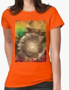 Abstract Colorful Geometric Background T-Shirt