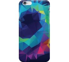Abstract Colorful Geometric Background 2 iPhone Case/Skin