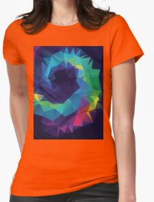 Abstract Colorful Geometric Background 2 T-Shirt