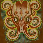 octopus totem art by resonanteye