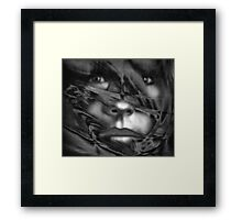 Unknown Fears Framed Print