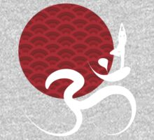 Red Sun, Yoga & Om Kids Clothes