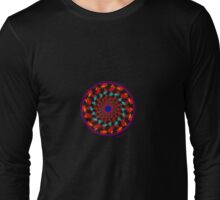 Commit an Act of Random Kindness (silent) Long Sleeve T-Shirt