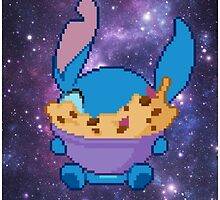 Pixel Stitch by Hunter-Nerd