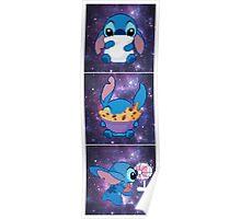 Pixel Stitch Poster
