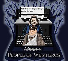 Misery - People of Westeros by Eterea