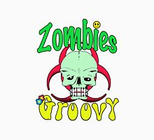 Zombies Groovy  Unisex T-Shirt