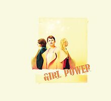 Girl Power by Zsazsa R