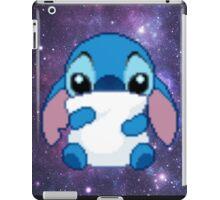 Cute Pixel Stitch iPad Case/Skin