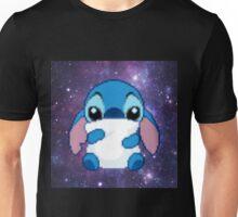 Cute Pixel Stitch Unisex T-Shirt