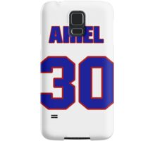 National baseball player Ariel Prieto jersey 30 Samsung Galaxy Case/Skin