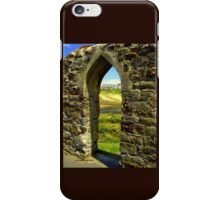 Bude Castle Archway iPhone Case/Skin