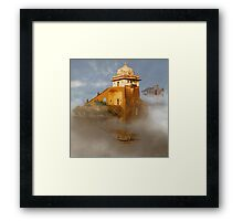 The Floating Palaces of Shingrila Hunza Prime Framed Print