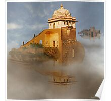 The Floating Palaces of Shingrila Hunza Prime Poster