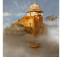 The Floating Palaces of Shingrila Hunza Prime Photographic Print