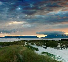 Arisaig towards Skye by kajo