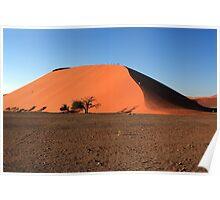 Dune 45 Namibia Poster