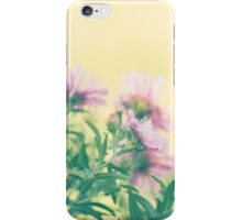 yellow calm and natural charm iPhone Case/Skin