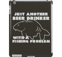 Fishing Problem iPad Case/Skin