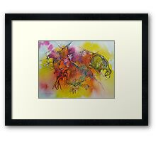 The Birdwatcher Framed Print