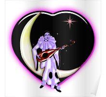 Valentine's Day Heart Poster