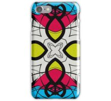 Color Symmetry 3 iPhone Case/Skin