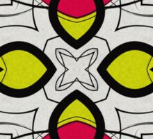 Color Symmetry 3 Sticker
