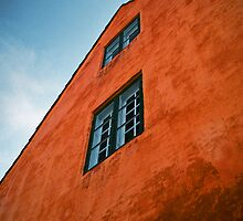 House in Nyboder, Copenhagen, Denmark by Lenka
