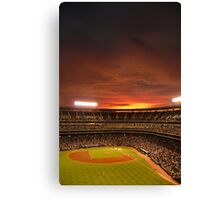 Last Innings Canvas Print