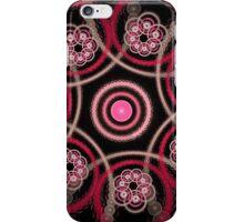 Circular Bubbles iPhone Case/Skin