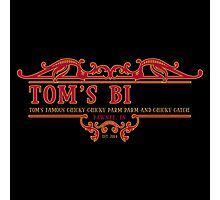Tom's Bi... Photographic Print