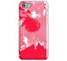 Waveternity Red 2 iPhone Case/Skin