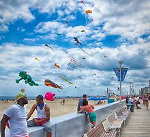 Let's Go Fly A Kite by Adam Northam