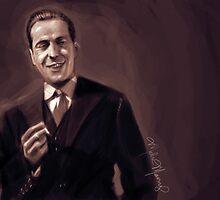 Bogart by MelloMarrero
