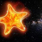 Star Shaped Star by Matt West