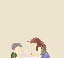 Baby Rumbelle by GinaMazz