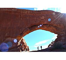 Explore Moab Arches Photographic Print Photographic Print