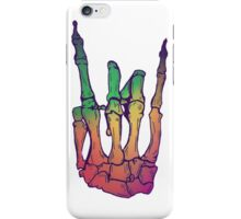 Rock on iPhone Case/Skin