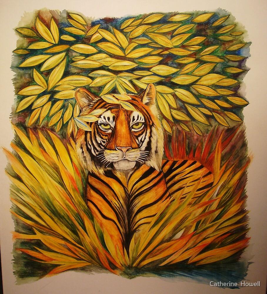 Sumatran Tiger by Catherine  Howell