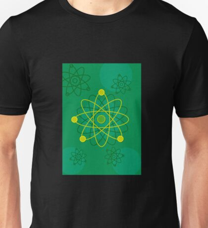 Atomic Structure (Graphic) Unisex T-Shirt