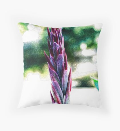 Give and Receive Throw Pillow